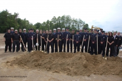 DFD Ground Breaking